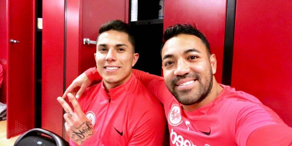 Salcedo y Fabián mandan mensaje de consolación a Chivas