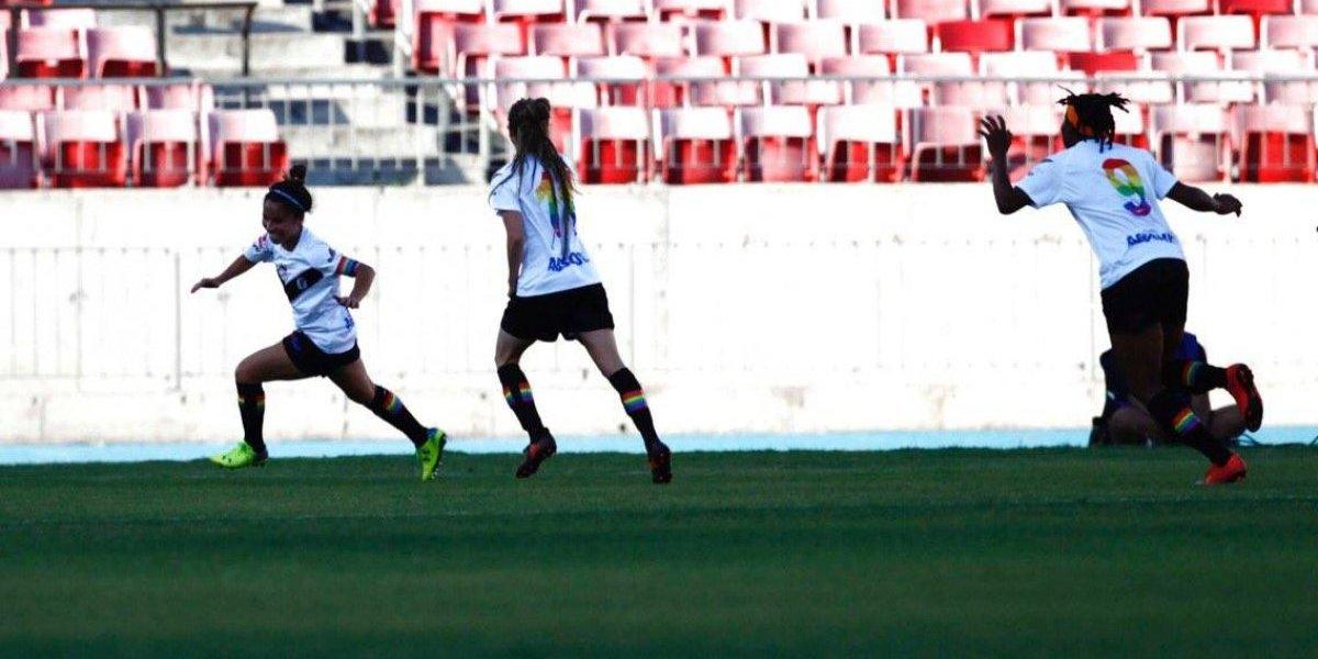¡Campeonas! Santiago Morning venció a Palestino y son las nuevas monarcas del fútbol femenino