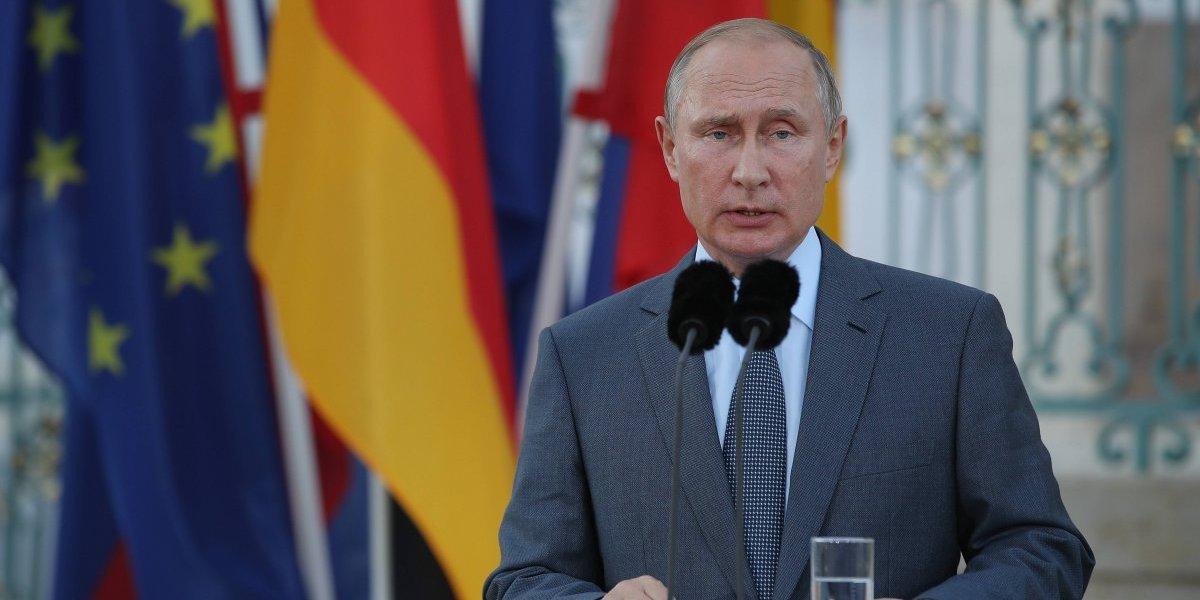 Vladimir Putin quiere controlar difusión del rap entre jóvenes