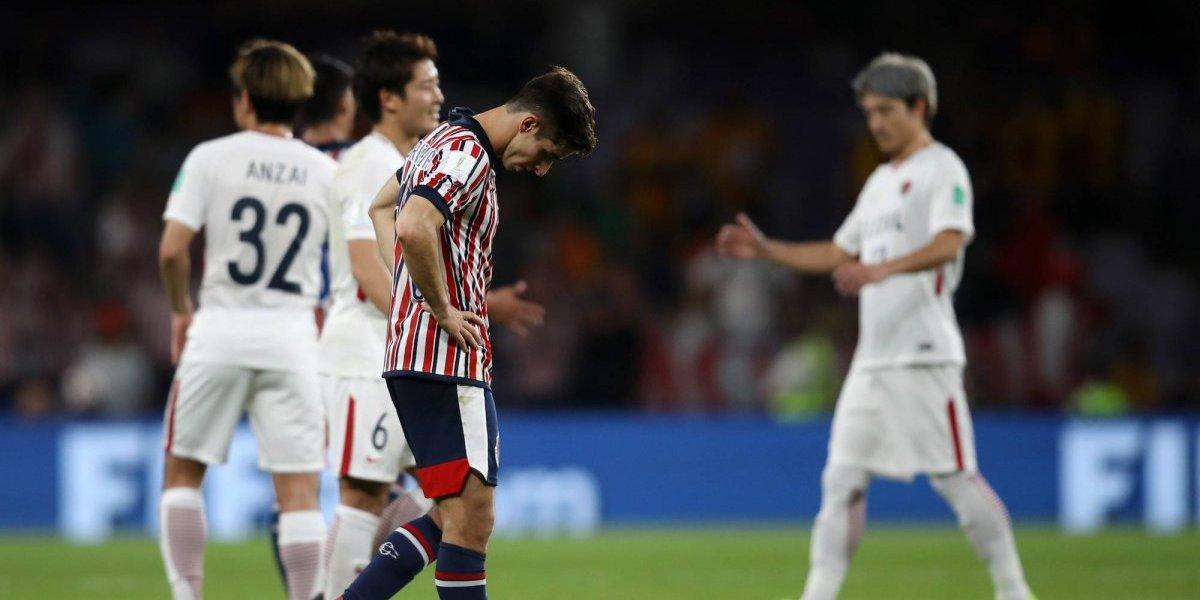 Fracaso de Chivas: fuera en la primera ronda del Mundial