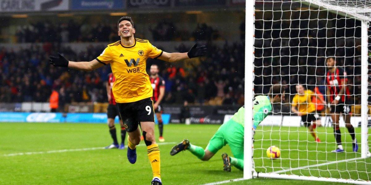 VIDEO: Raúl Jiménez marca su quinto gol con el Wolverhampton