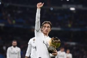 Presentó su máximo trofeo individual
