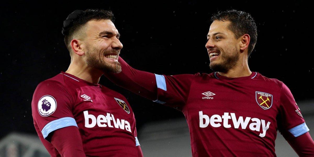 West Ham de Pellegrini sumó su cuarto triunfo consecutivo