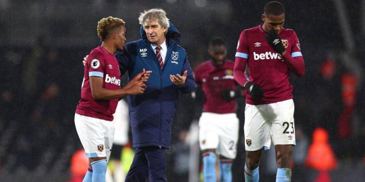 West Ham de Pellegrini en racha: Cuarto triunfo consecutivo de los Hammers en la Premier League