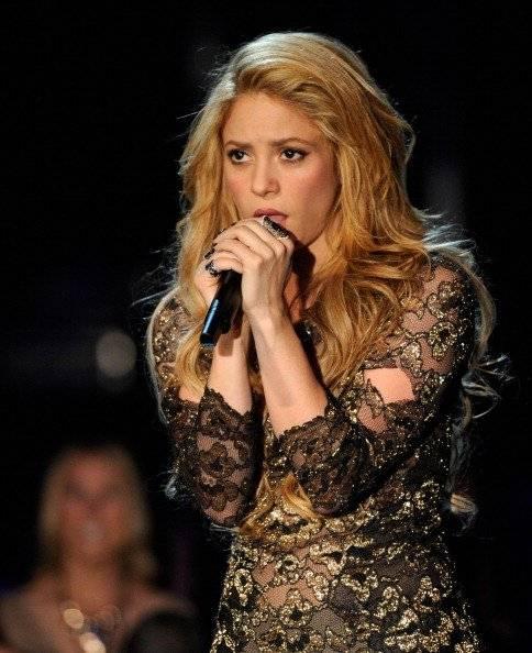 La desorbitante cantidad que Shakira gana en un día Getty Images