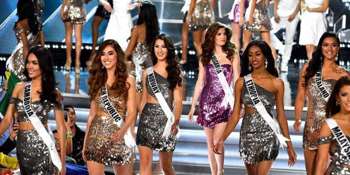 Ella es la Miss Universo