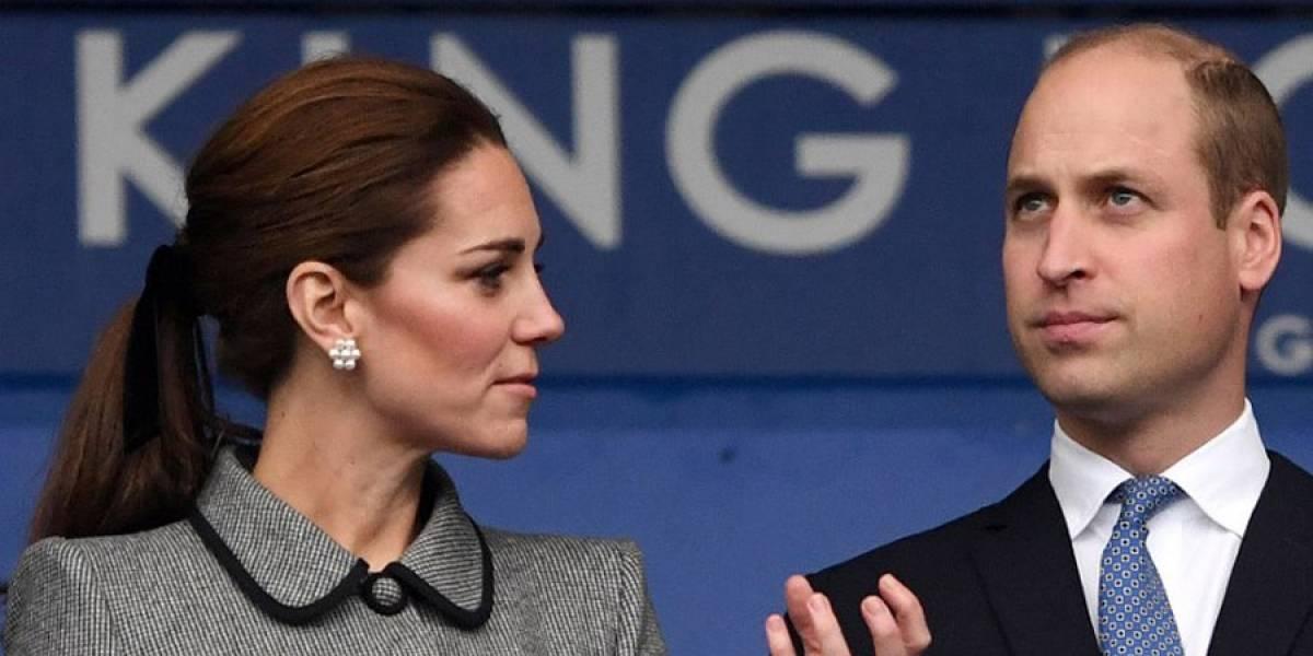 El momento en el que el Príncipe William se avergonzó de una reacción de Kate Middleton