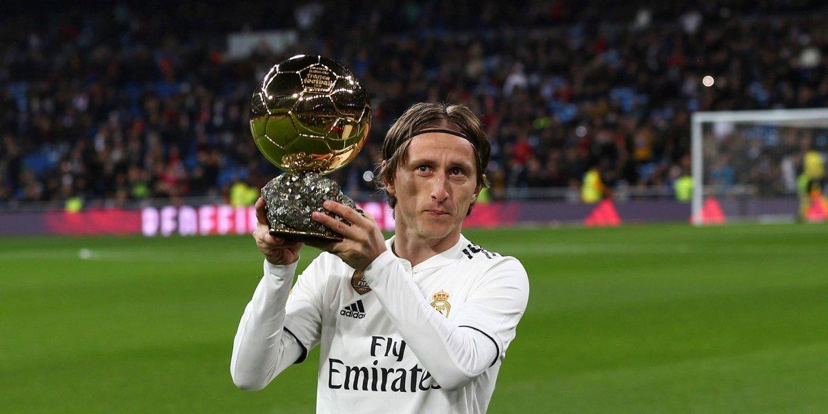 Xavi Hernández agradece a Luka Modric la dedicatoria del Balón de Oro