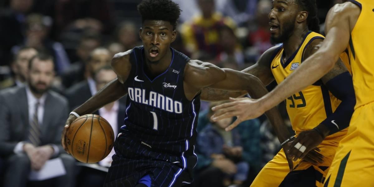 NBA se despide de CDMX con triunfos del Magic sobre Bulls y Jazz