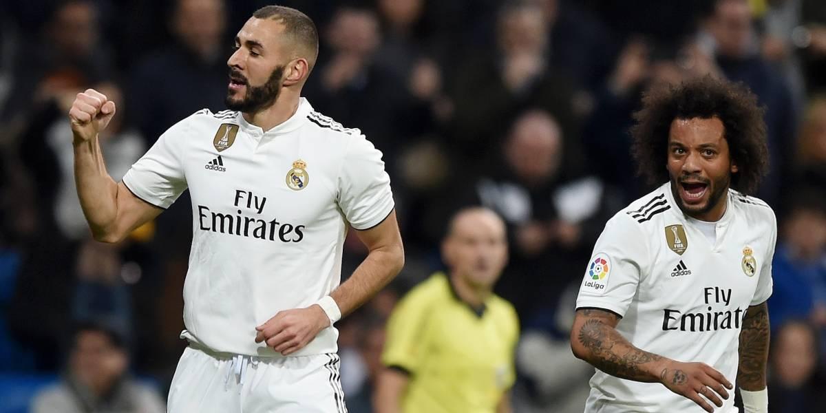 Real Madrid apenas pudo con el Vallecano con gol de Benzema
