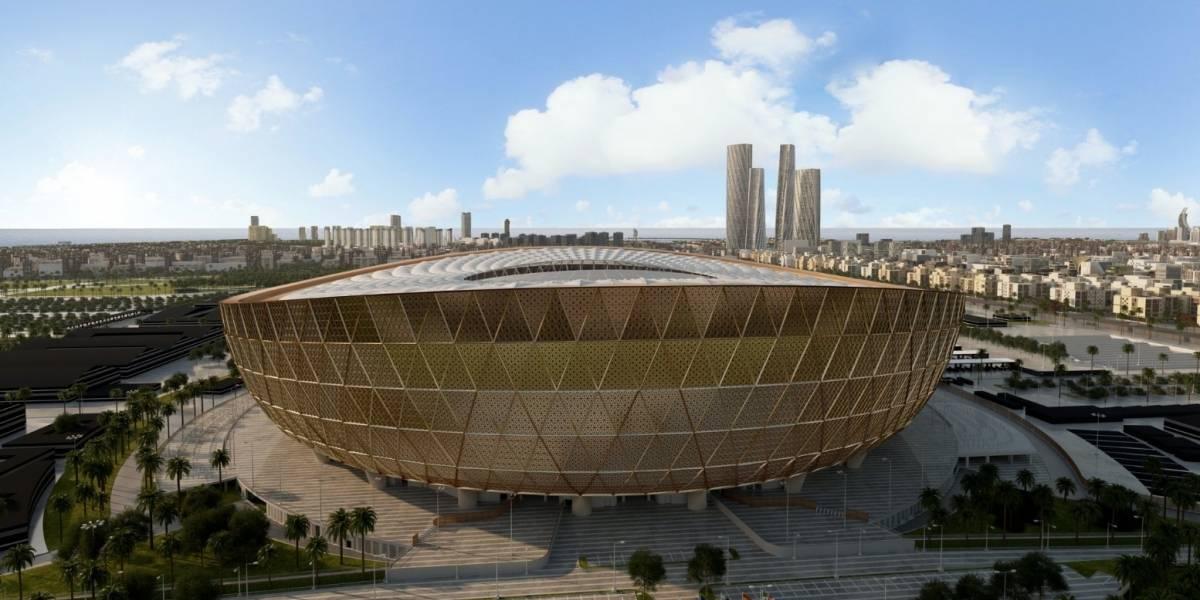 Catar presenta estadio que albergará inauguración del Mundial 2022
