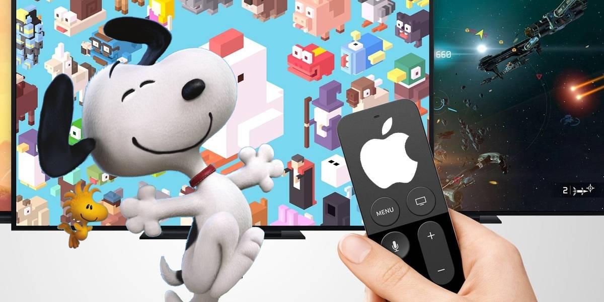 Snoopy tendrá contenido exclusivo en el Netflix de Apple