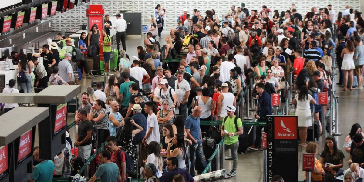 Concessionária diz que aeroporto de Guarulhos foi normalizado