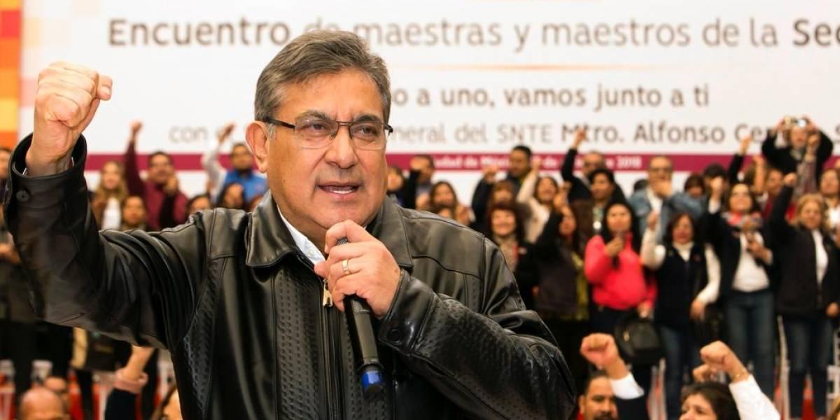 SNTE realizará consulta nacional para integrar pliego petitorio