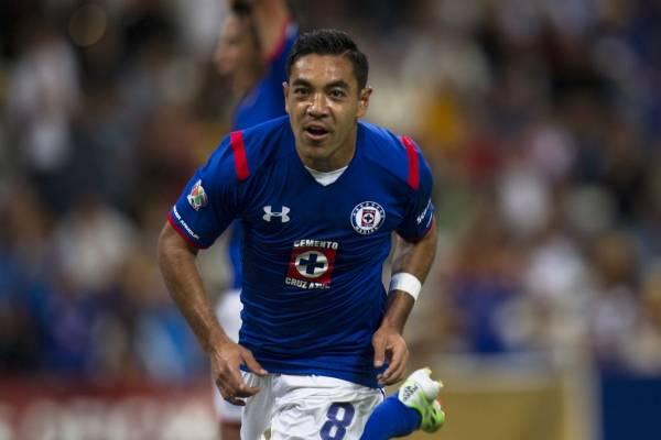 dee75c6b1 Marco Fabián apoya a Cruz Azul en la final ante América