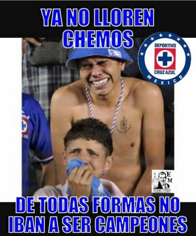 Cruz Azul continúa su racha negativa sin coronarse en la Liga Twitter