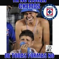 Cruz Azul memes