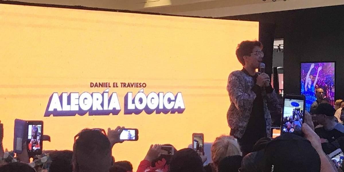 """Daniel """"El Travieso"""" debuta en la música"""