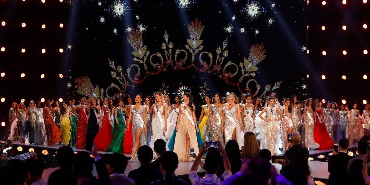 Candidatas a Miss Universo preparan últimos detalles de la gala final