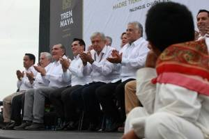 Ceremonia Tren Maya