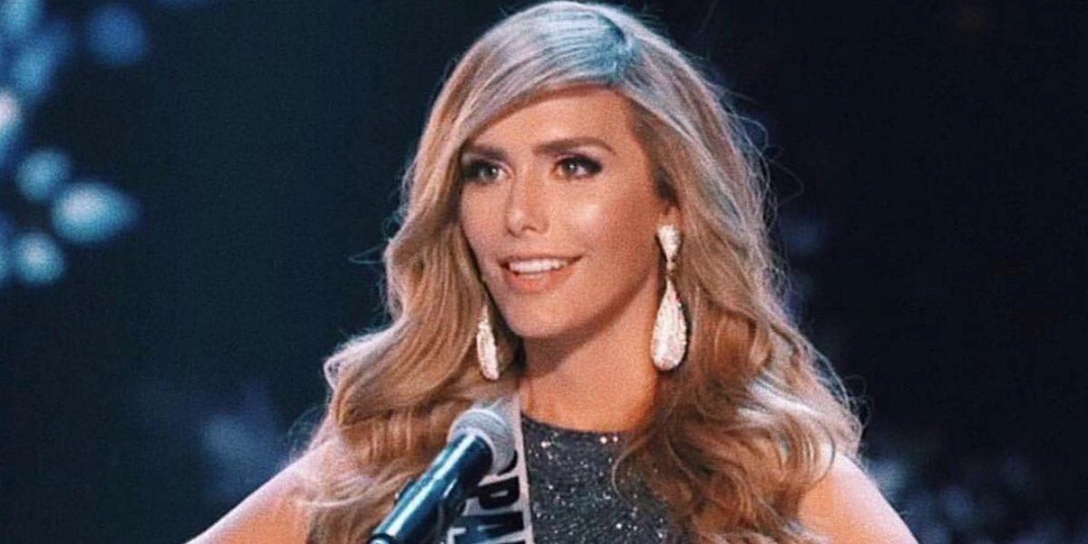 Así despidieron a Ángela Ponce de Miss Universo 2018