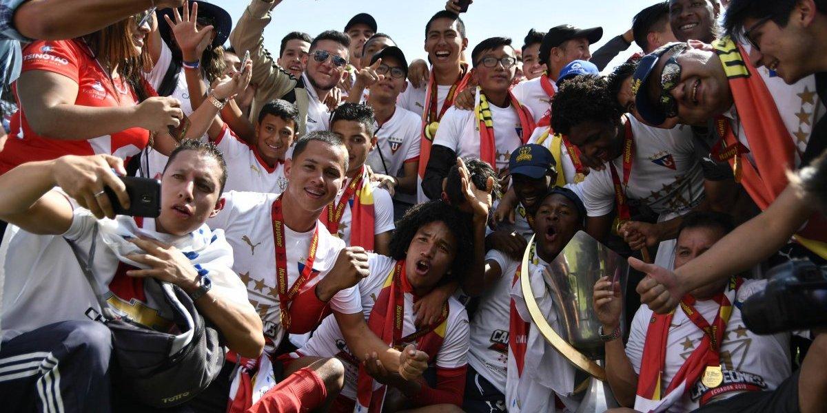 Liga de Quito vs Emelec: El 'Rey de Copas' obtiene su estrella 11