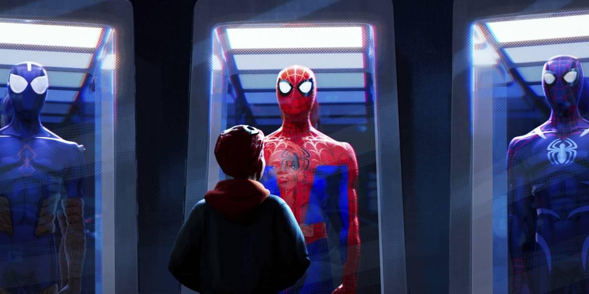 ICP suena en Spider-Man: Into the Spider-Verse