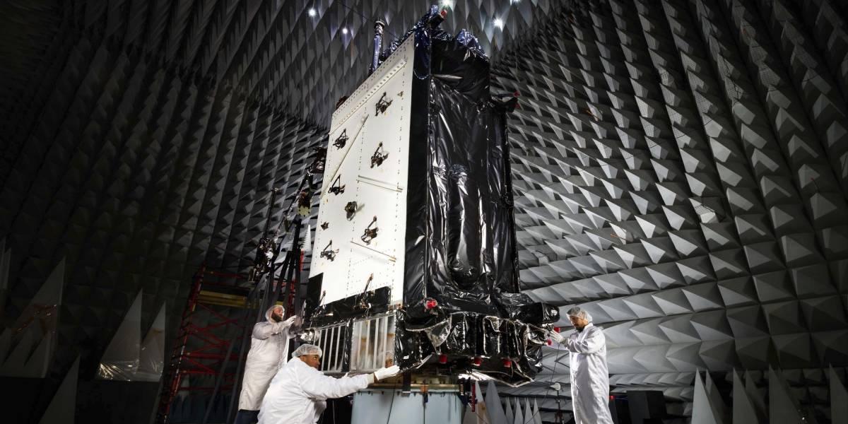 Lanzarán primer satélite GPS de nueva generación
