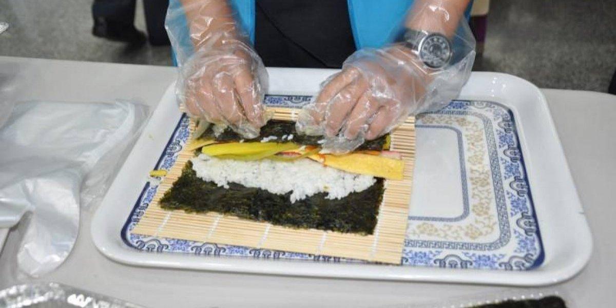 Realizan degustación culinaria con variedades de arroz de Corea