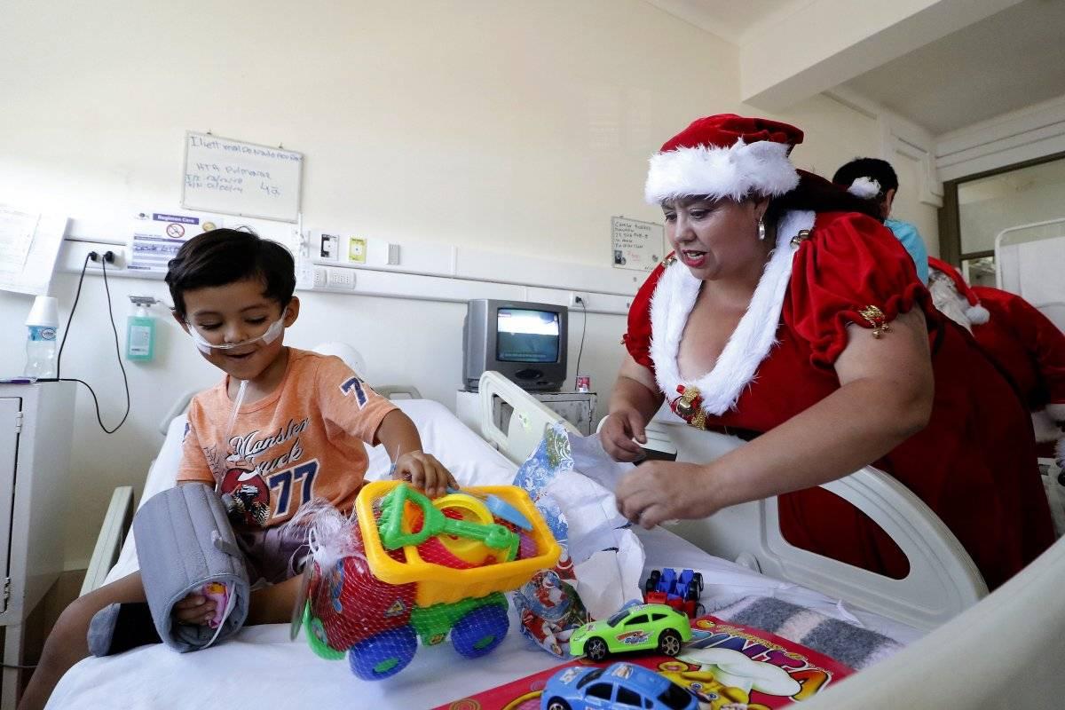 navidad hospital