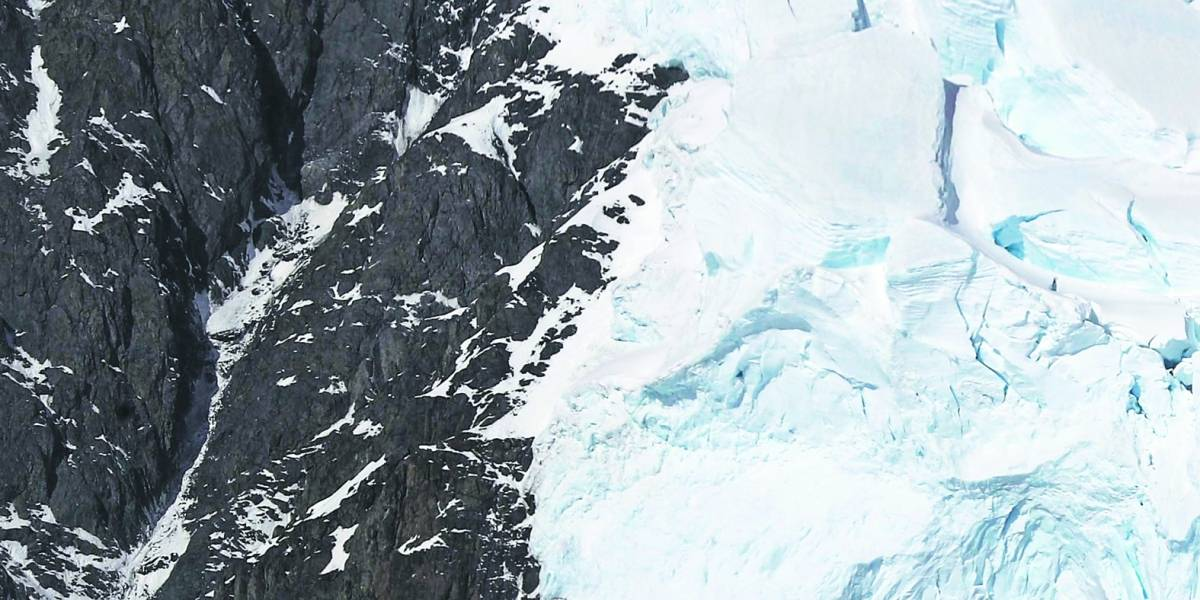 El efecto del cambio climático en la Antártida