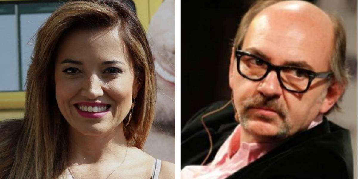 """Yamila Reyna destroza a Luis Gnecco y asegura que se desubicó con ella: """"Es un pelotudo... hizo comentarios inapropiados"""""""