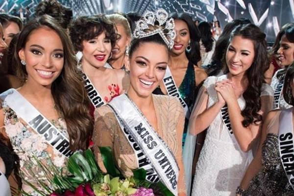 Transmisión de Miss Universo 2018 en México