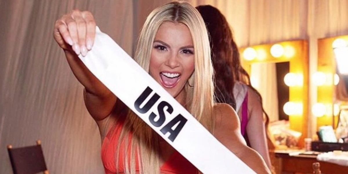 Miss EEUU se disculpa por reírse del bajo nivel de inglés de Miss Camboya