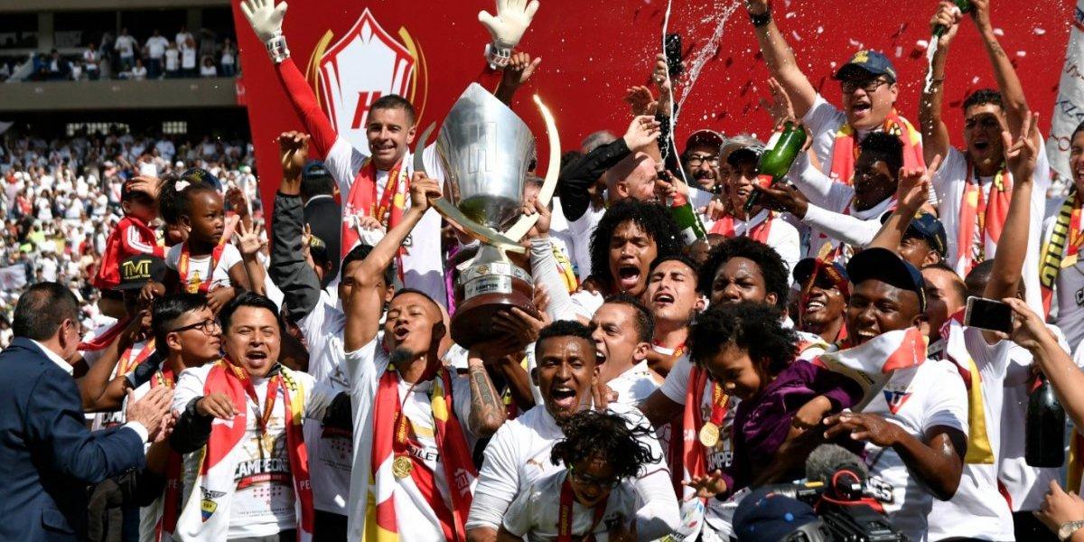 Liga de Quito: La casa del campeón, testigo de grandes triunfos