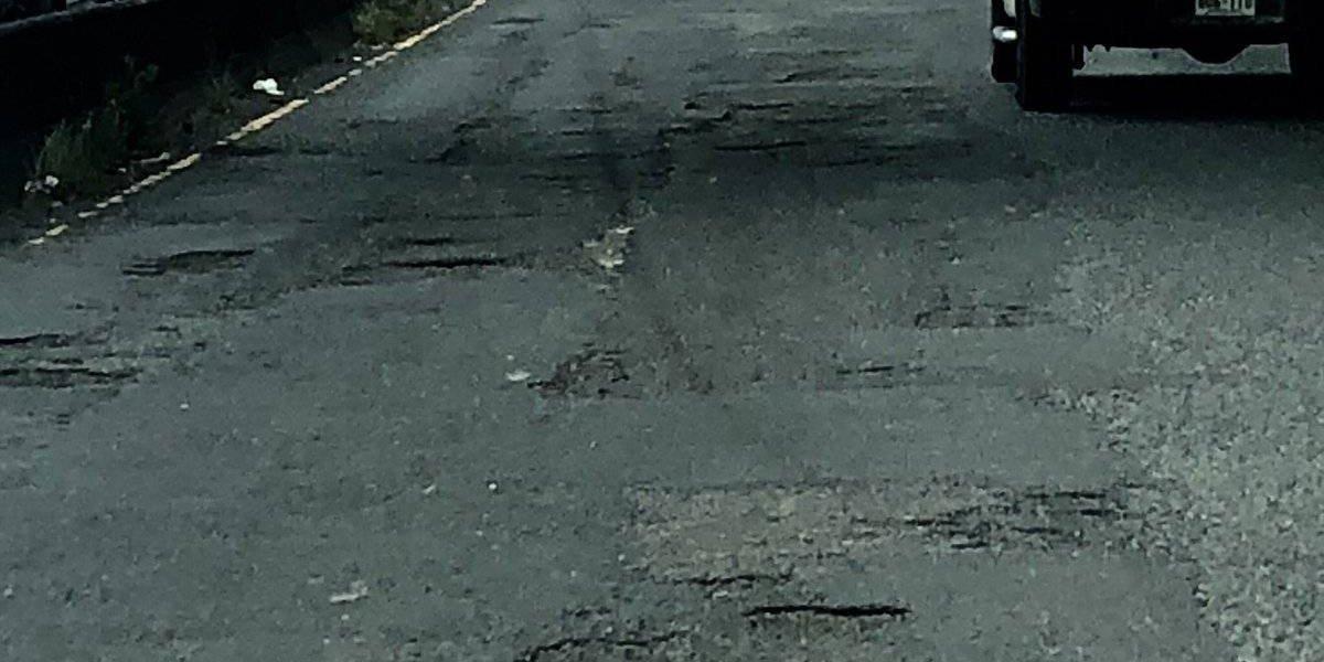 Municipio de Caguas y DTOP anuncian arreglarán carreteras estatales