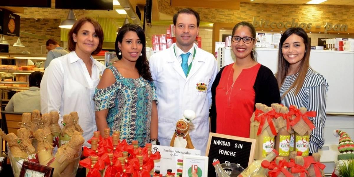 #TeVimosEn: Supermercados Nacional celebra Feria de Productos Artesanales Navideños