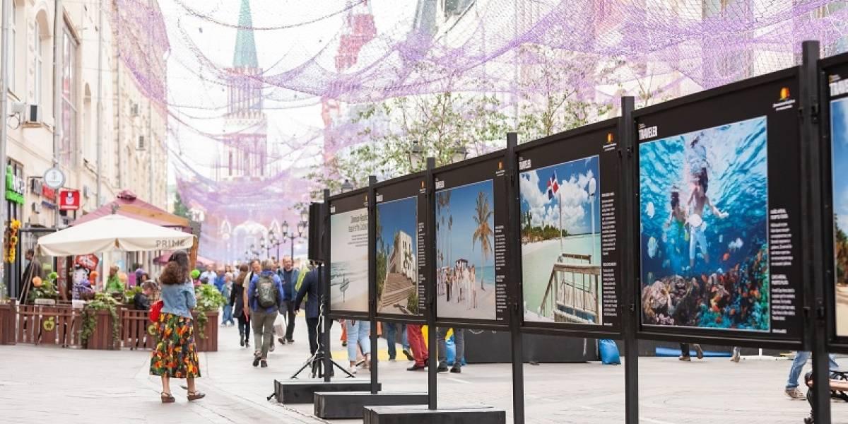 """Exposición fotográfica """"República Dominicana: El Tesoro del Caribe"""" fue presentada en Moscú"""