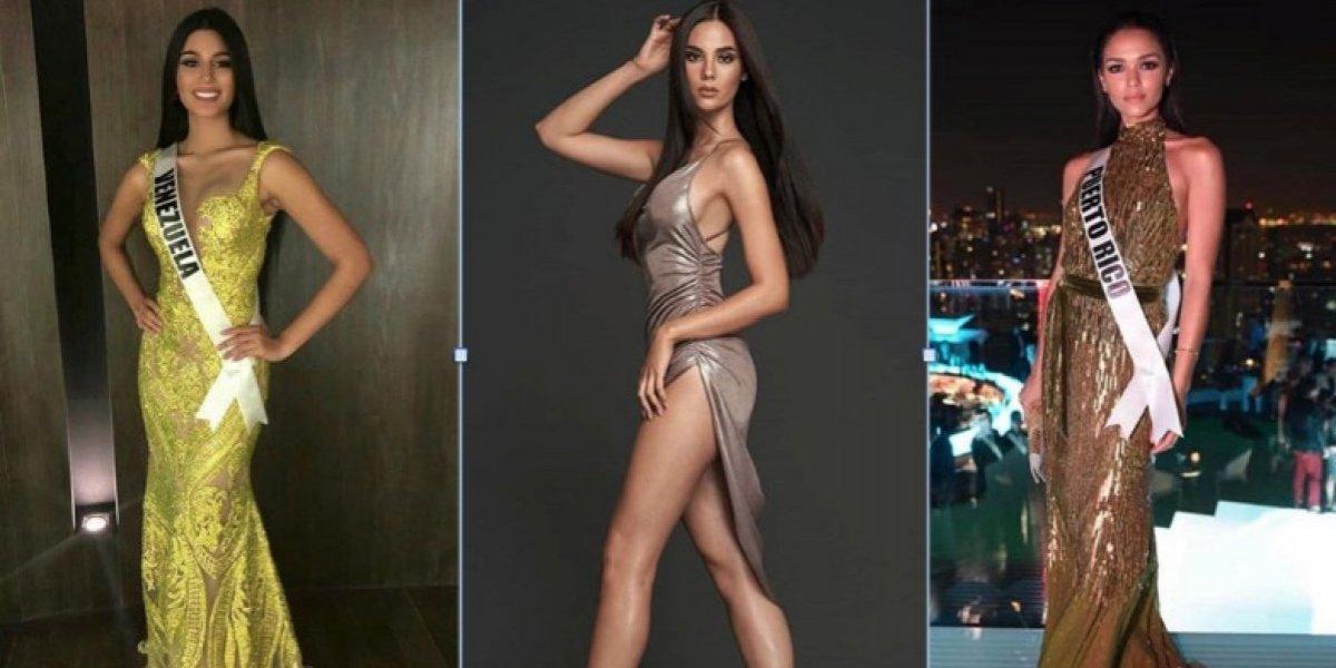 Entre estas cinco candidatas podría estar la corona a Miss Universo 765960cc0d9c