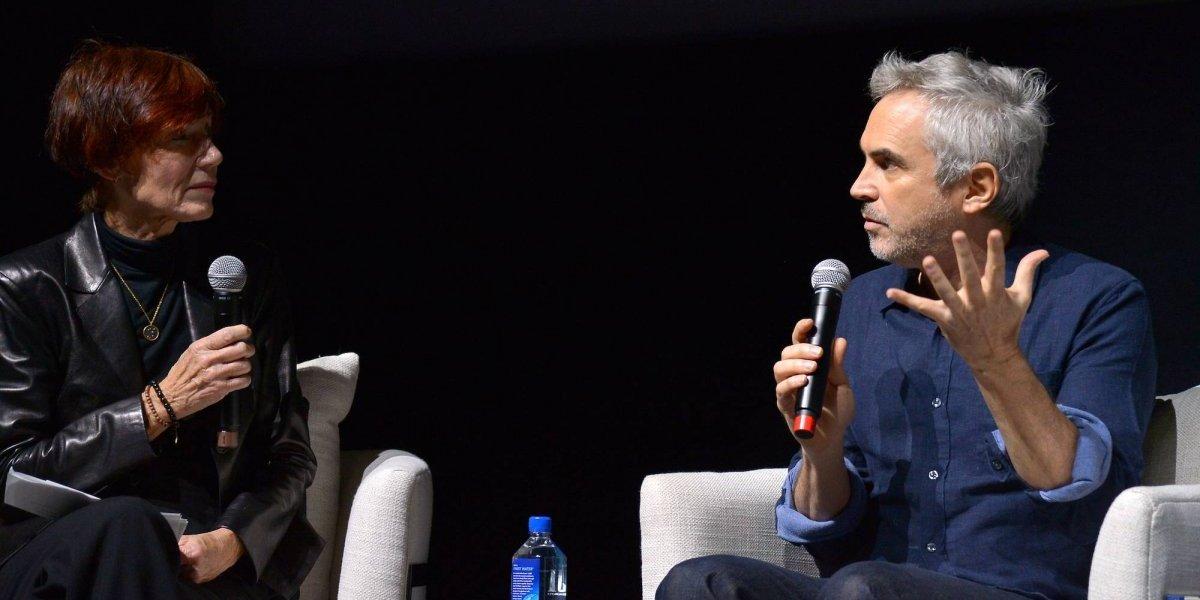 Alfonso Cuaron manda mensaje a Cruz Azul