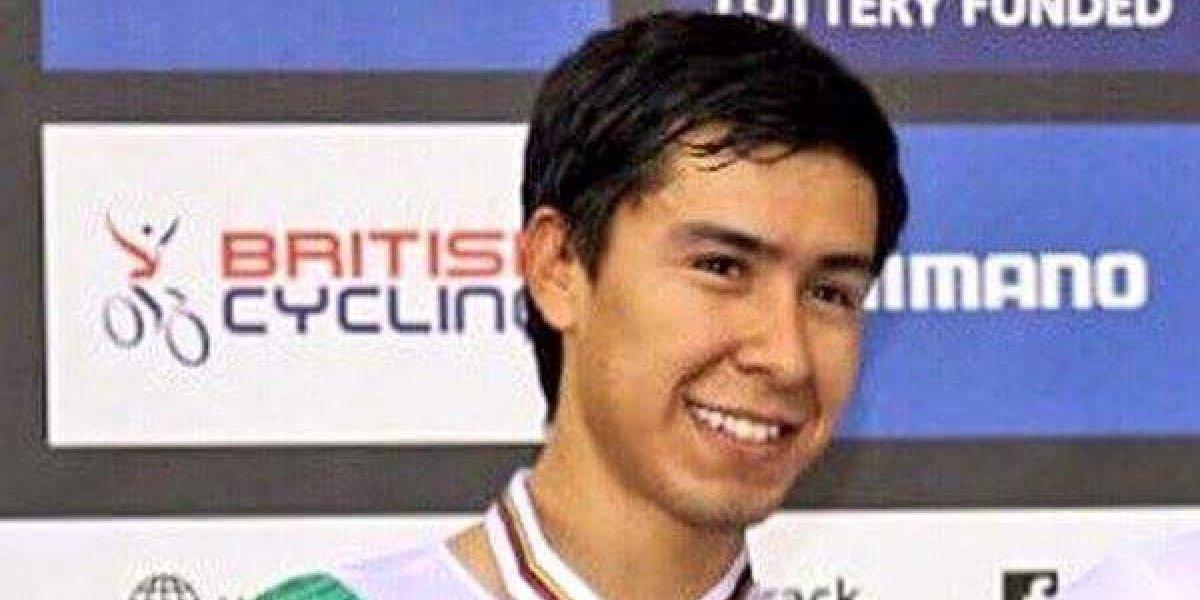 Ignacio Prado consigue presea de Plata en Copa del Mundo de Ciclismo en Londres