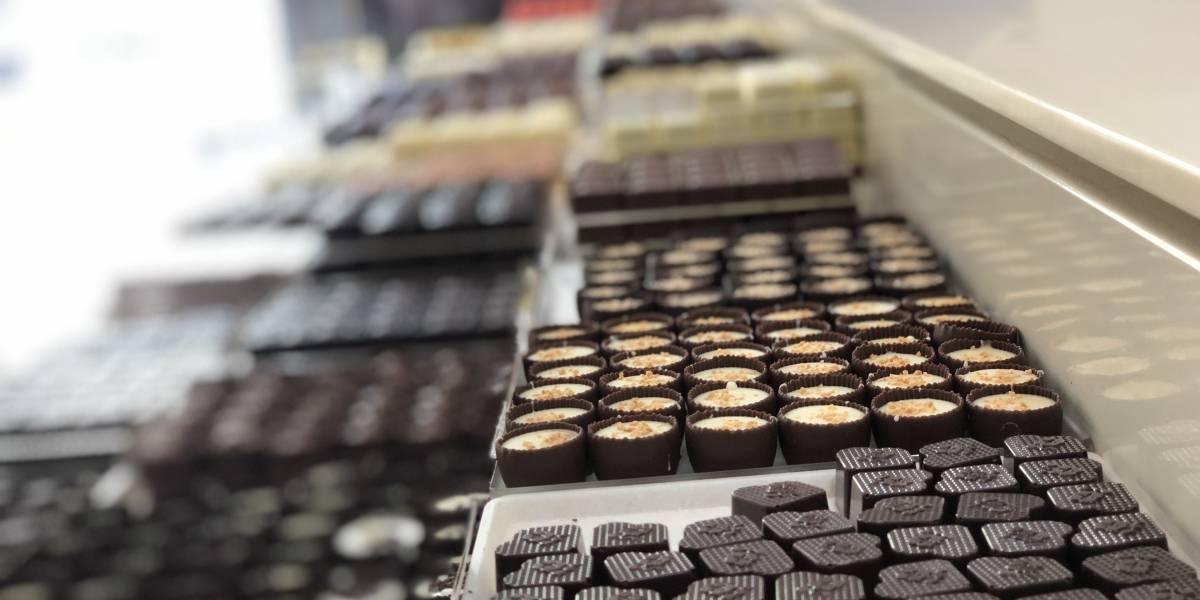 Reconocida chocolatería belga aterriza en Chile con apuesta premium