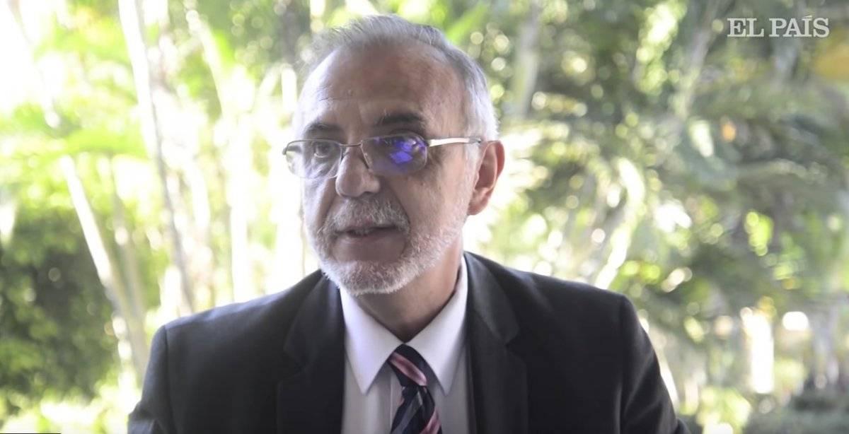 Iván Velásquez. Foto: captura de video de El País