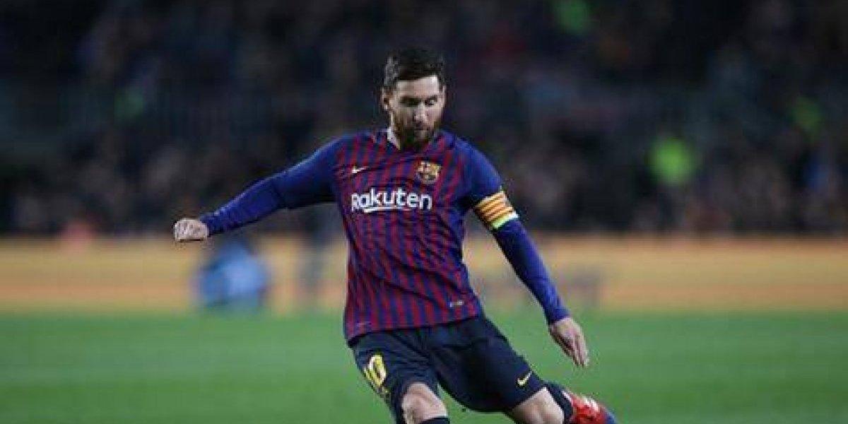 Lionel Messi se crece contra el Levante y da triunfo al Barcelona