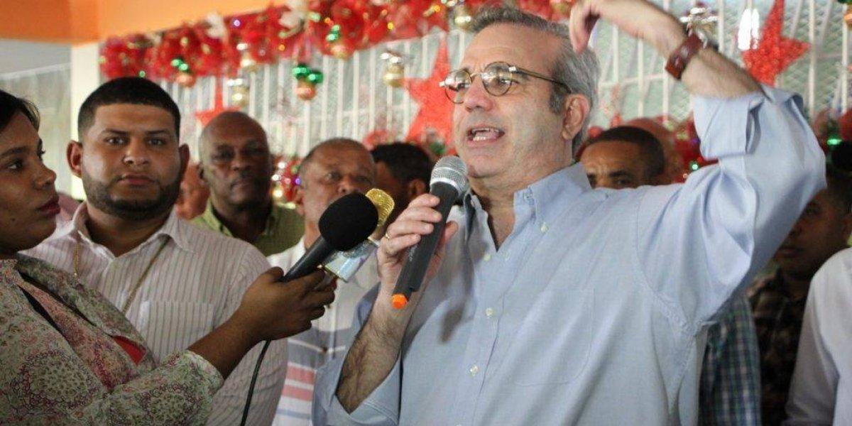 Luis Abinader llama a dominicanos a mantener la fe en el país