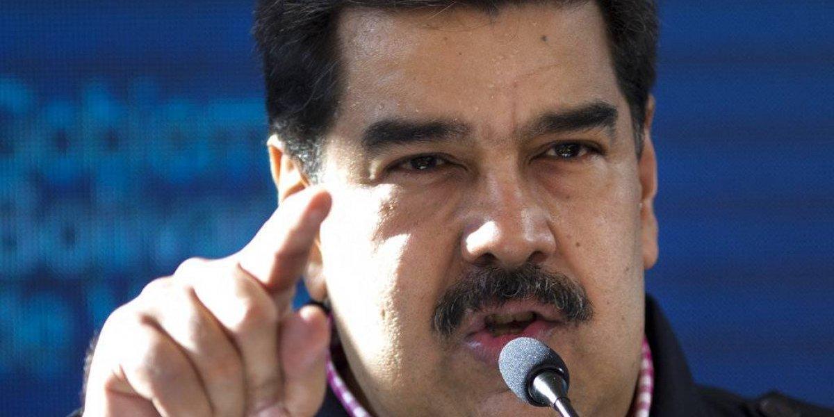 Maduro no está invitado a la investidura de Bolsonaro en Brasil