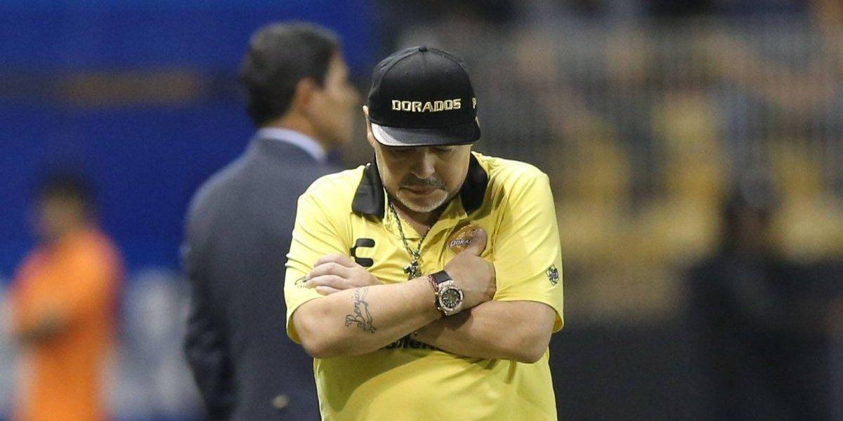 Los Dorados de Maradona se quedarán sin su 'fichaje bomba'