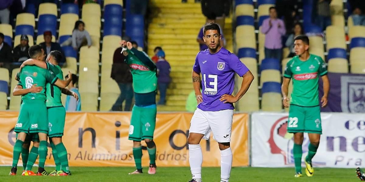 Deportes Concepción no pudo cerrar su gran temporada con el título en la Tercera B