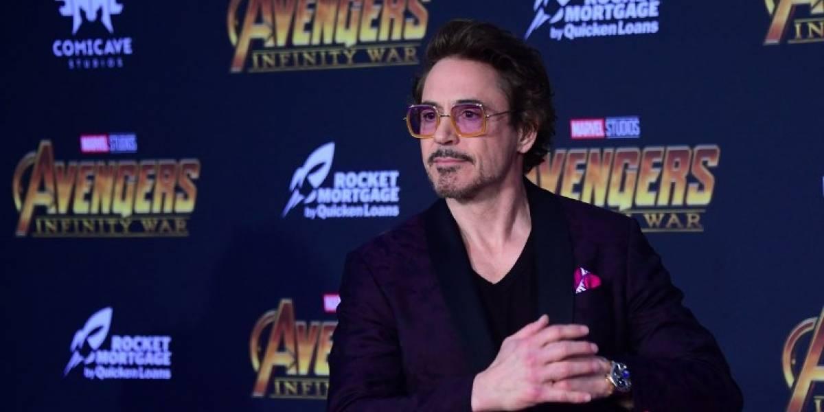 """VIDEO. Robert Downey Jr. revela spoiler de """"Avengers: Endgame"""""""