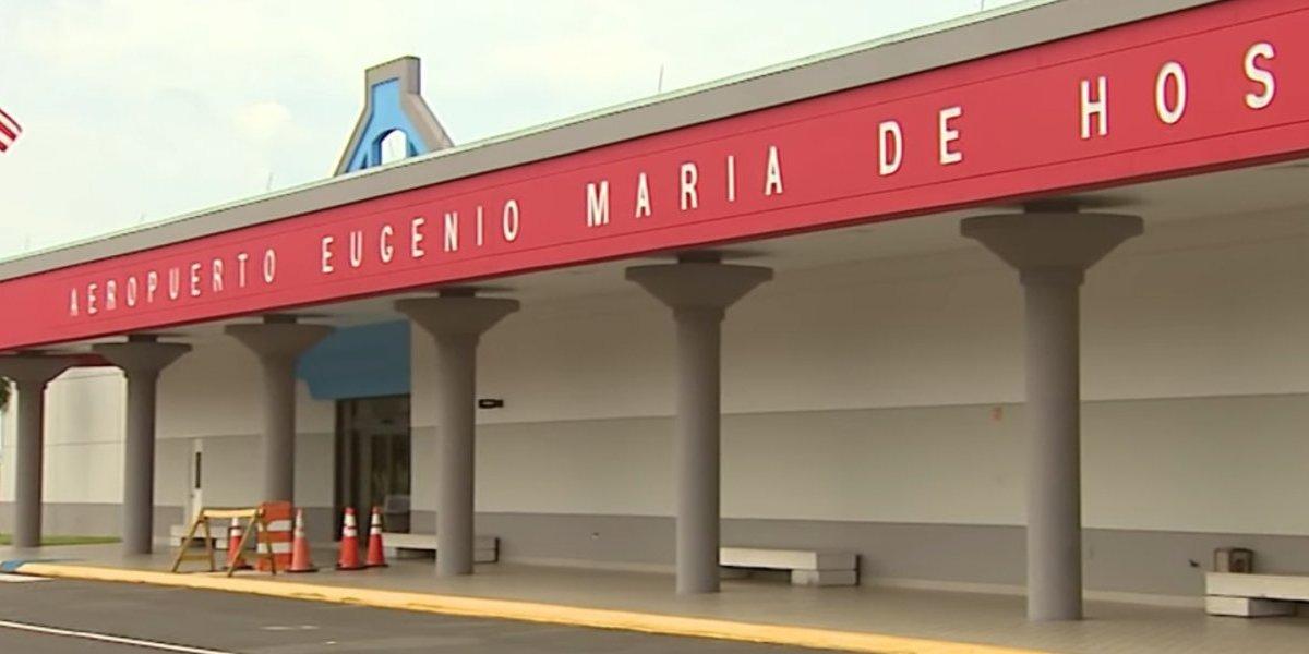 Examinan opciones para reparar Aeropuerto Regional de Mayagüez